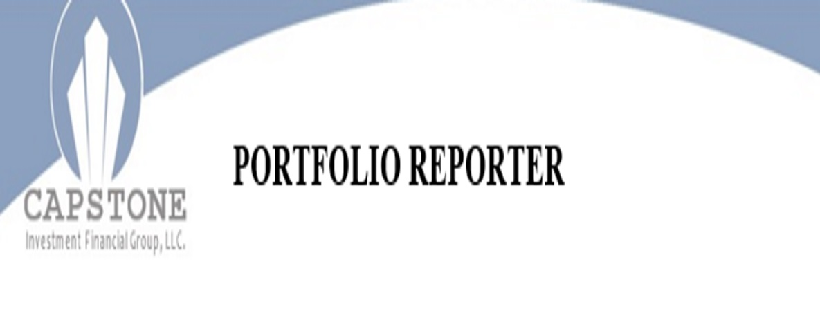 July 2016 Portfolio Reporter: Earnings Are the Fundamental Driver